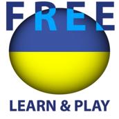 aprendemos e brincamos. Ucraniano grátis