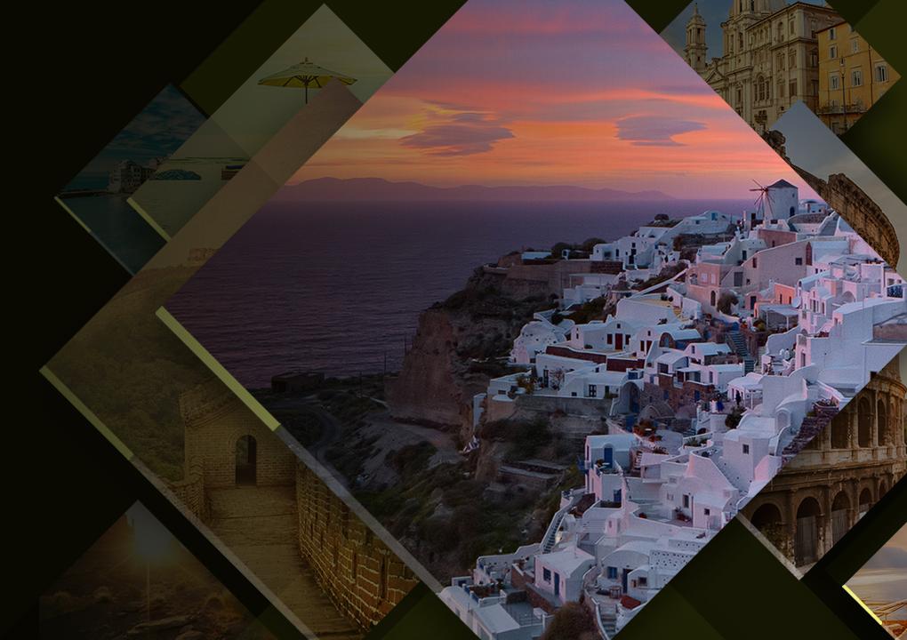 [a melhor coleção das mais famosas atrações turisticas!]